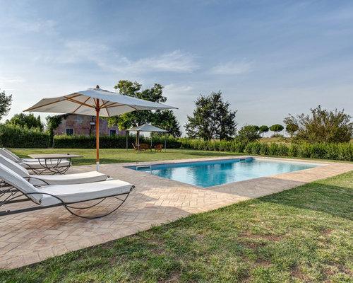 Idee e foto di piscine in campagna - Foto di piscine ...