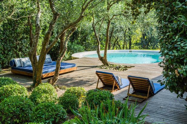 Mediterranean Pool by Gianluca Colagrossi