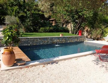 AIX - Piscine et Studio de jardin