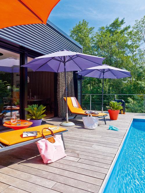 piscine photos et id es d co de piscines. Black Bedroom Furniture Sets. Home Design Ideas