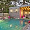 20 solutions pour ombrager les bords de piscine