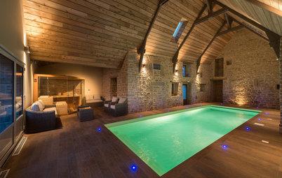 Ces 12 piscines intérieures vont vous faire aimer l'hiver