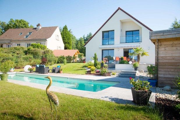 13 questions se poser avant de faire creuser une piscine. Black Bedroom Furniture Sets. Home Design Ideas