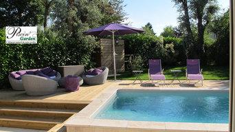 Création d'une piscine par Piscin'Garden