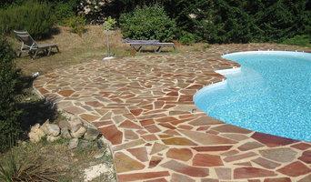Dallages piscine