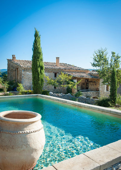 Mediterranean Pool by demeurs jocelyn