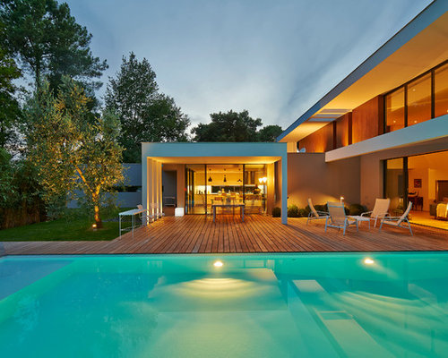 Awesome Maison Moderne Bordeaux Images - Awesome Interior Home ...