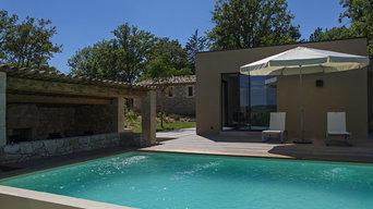 Isolation et aménagement d'une villa
