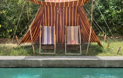 Camper dans le jardin : 10 idées déco et pratiques pour faire la sieste