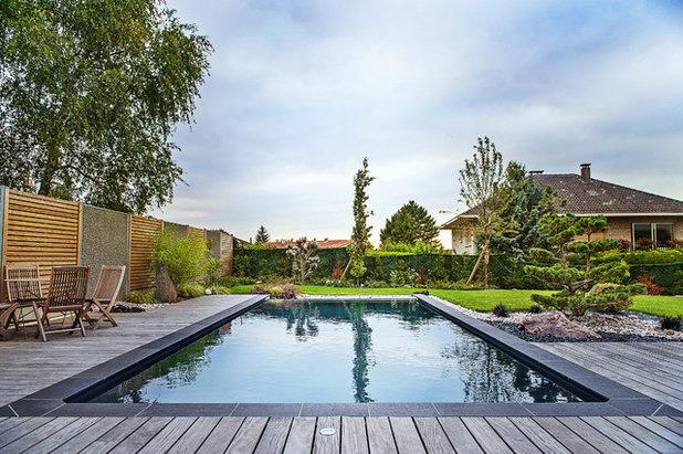 conseils de pro pour mettre en image et en valeur votre piscine. Black Bedroom Furniture Sets. Home Design Ideas