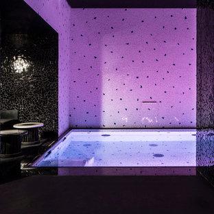 Idee per una piscina coperta design