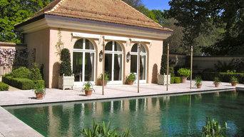 Margelles de piscine en Pierre de Bourgogne