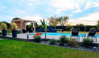 Modernisation d'un espace piscine et de ses abords