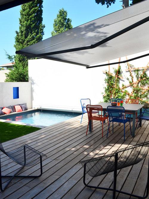 Piscine moderne photos et id es d co de piscines for Piscine minimaliste