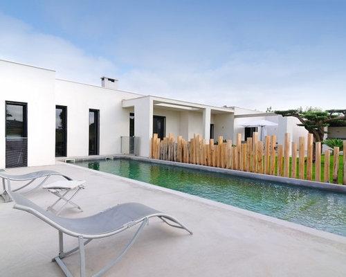 Piscine moderne photos et id es d co de piscines for Plage piscine moderne