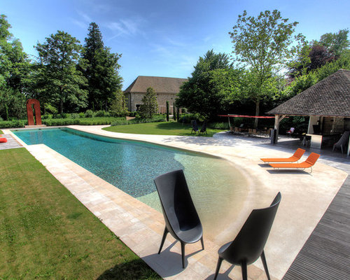 piscinas alargadas piscinas alargadas piscina gre sunbay vanille x e diseo de interiores u. Black Bedroom Furniture Sets. Home Design Ideas