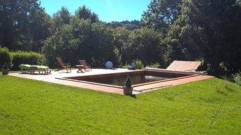 Piscine O2 pool