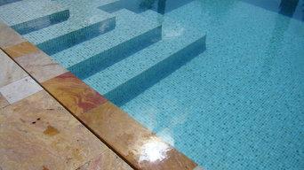 piscine réalisée