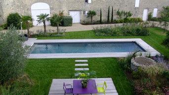 piscines traditionnelles