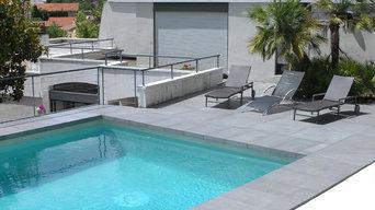 Rénovation extérieur et piscine