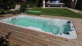 Spa de nage à la montagne Chambery 73