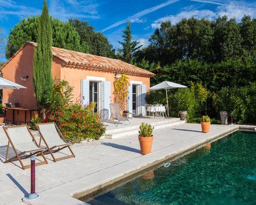 Photos Et Ides Dco DAbris De Piscine Et Pool Houses