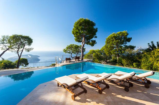 Mediterranean Swimming Pool by Franck Minieri, Photographer