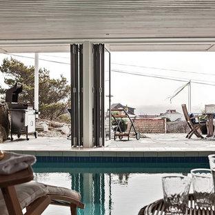 Exempel på en skandinavisk pool