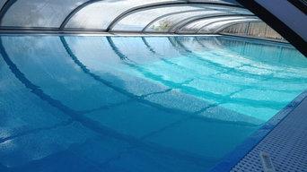 Overflow pool i saltsjöbaden