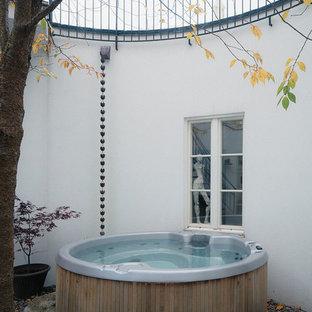 Skandinavischer Pool in Stockholm