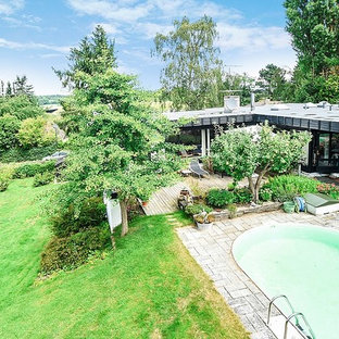 Skøn villa med pool og lukket have