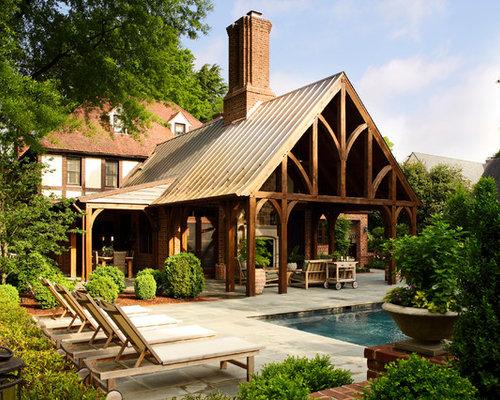 Tudor Porch Design Ideas Amp Remodel Pictures Houzz
