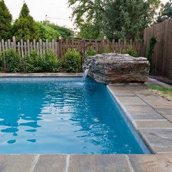 Traditional boise pool design ideas pictures remodel decor for Pool design boise
