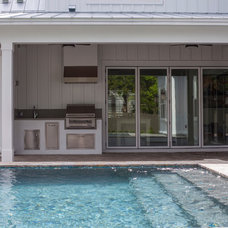 Transitional Pool by NWC Construction
