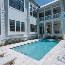 Pool by Emerald Coast Real Estate Photography