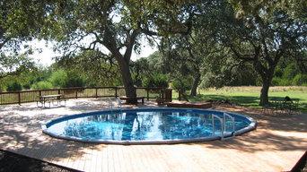 30' Round Pool