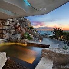 Eclectic Pool by Jeri Koegel Photography