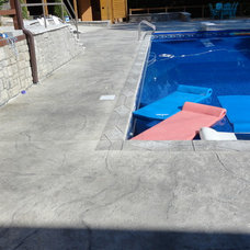 Traditional Pool by T and C Services Ltd