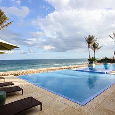 Mediterranean Pool by Claremont Companies