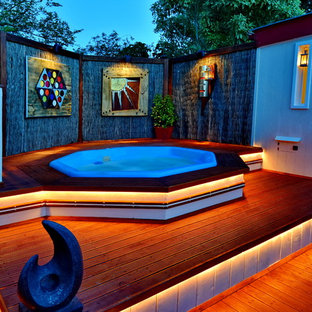 80% Recycled Spa Area