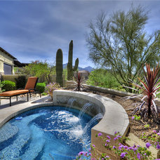 Mediterranean Pool by The Matheson Team RE/MAX Fine Properties