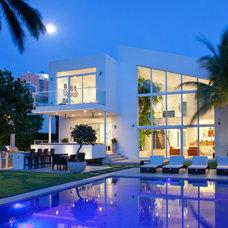 Contemporary Exterior by SDH Studio - Architecture and Design