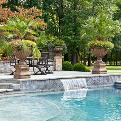 Gurley 39 s azalea garden landscape architects landscape for Garden spas pool germantown tn