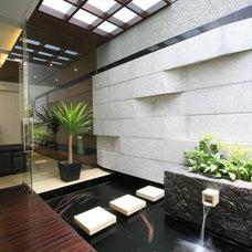 Tropical Pool by yudi-wijaya