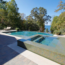 Transitional Pool by Norwood Architects