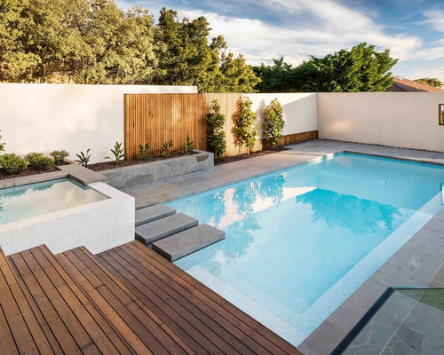 25 Best Contemporary Pool Ideas & Decoration Pictures | Houzz