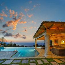 Mediterranean Pool by Dimitri Philippitzis & Associates