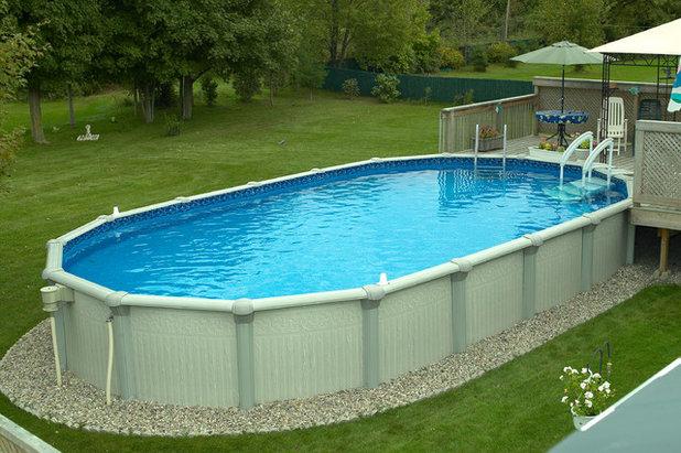 Piscine fuori terra i consigli dei pro per l 39 installazione - Svernante per piscine ...