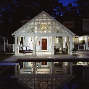 Addition and Renovation to a Coastal Home