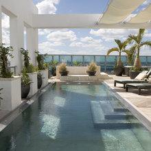 Pools & Garden